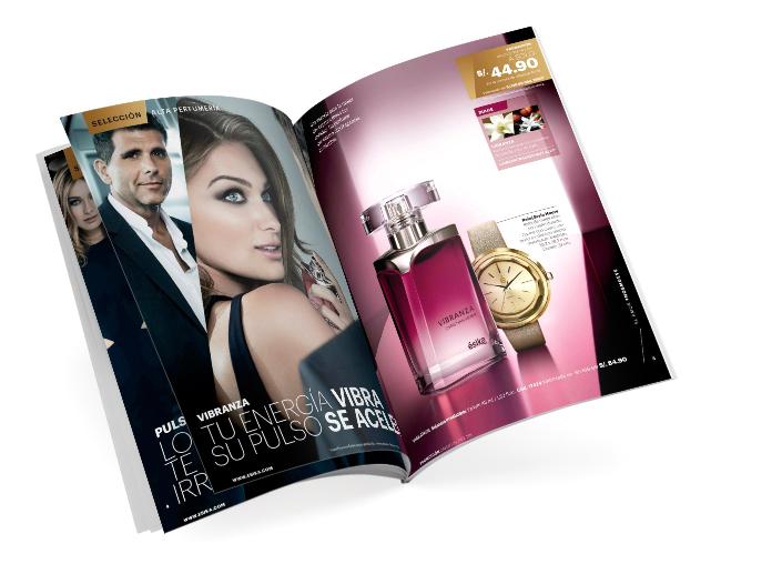 Catálogo<br>Campaña 13