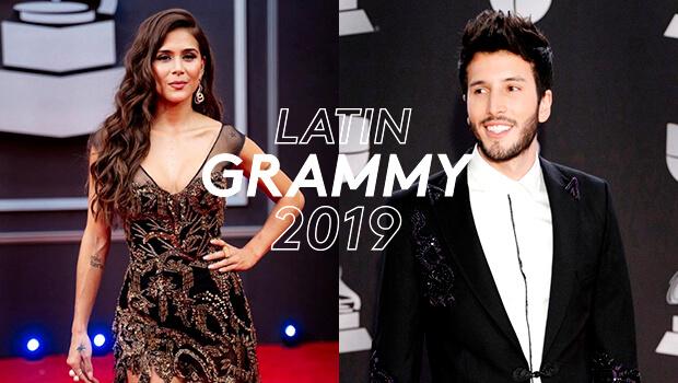 Las mejores propuestas de estilo: Edición Latín Grammy 2019