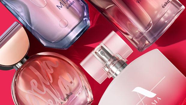5 Perfumes ésika