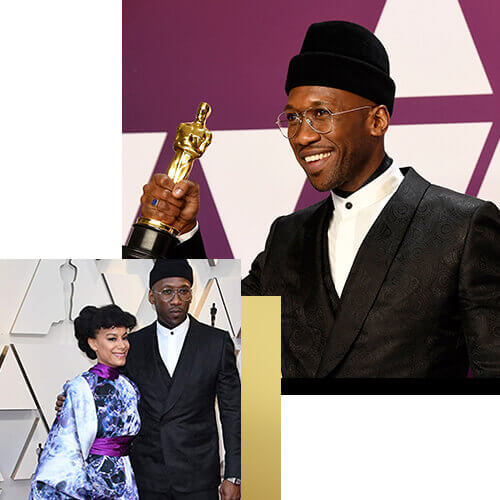 Mahershala Ali mejor actor secundario premios oscar 2019