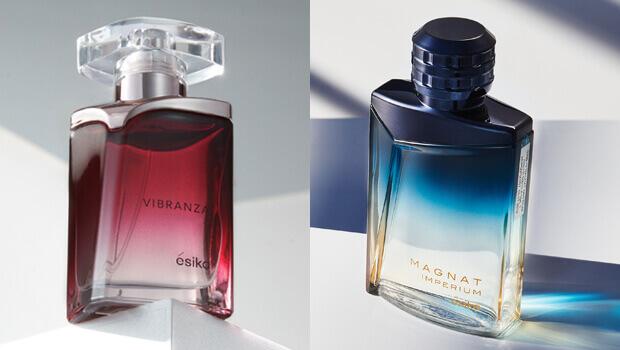 Hay un perfume para cada personalidad. Averigua el tuyo