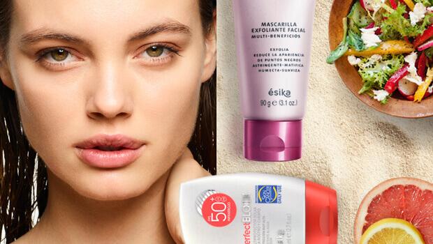 Cuidados de la piel en verano