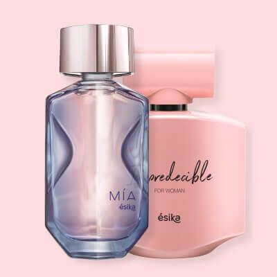 Perfume Mía - Perfume Impredecible