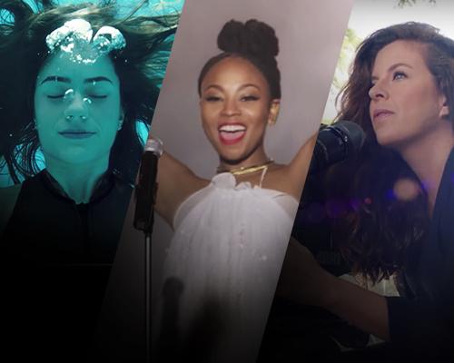 Tres Mujeres</br>que tienen algo</br>en común contigo