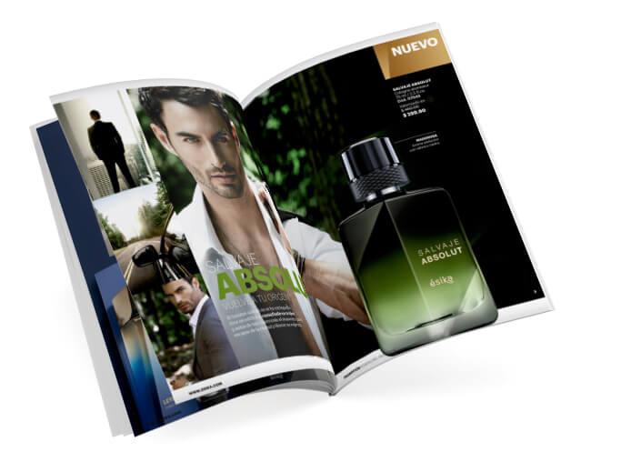 Catálogo<br>Campaña 09