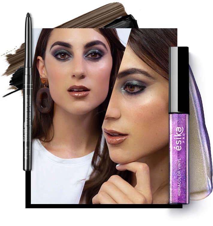 Maquillaje de Noche por Solange Casis