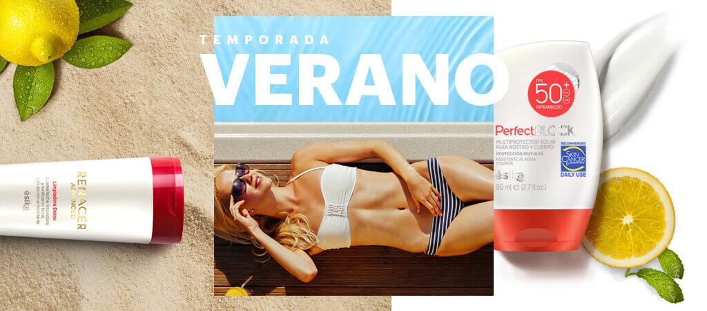 Lo que tienes que saber para el cuidado de la piel en verano