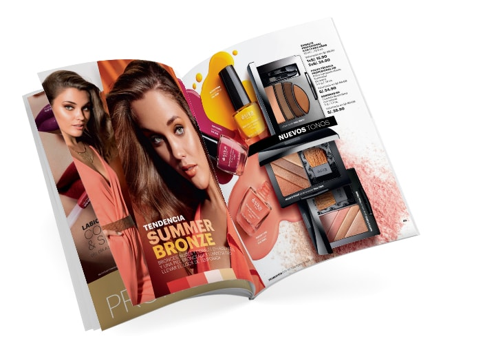 Catálogo<br>Campaña 03