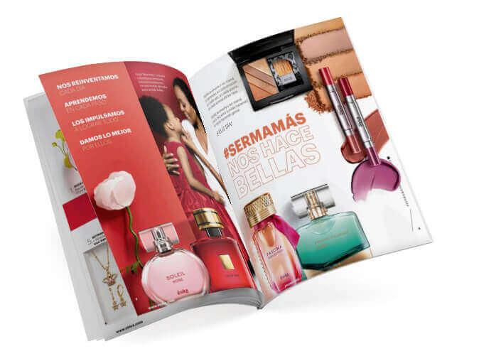 Catálogo<br>Campaña 07