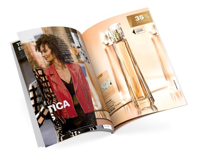 Catálogo<br>Campaña 16