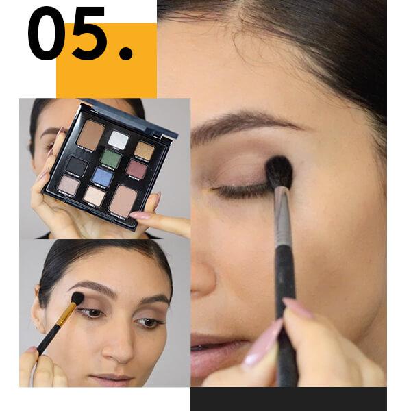 Maquillaje Para Vestido Negro Súper Glam ésika