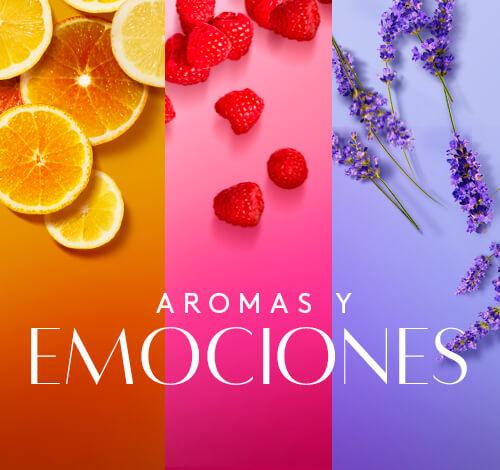 Aromas que brindan emociones - ésika émotions